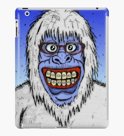 Ugly Yeti iPad Case/Skin