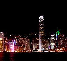 Hong Kong Nights by Wayne Holman