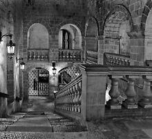 Sacra Infermeria Vaults -- Valletta Malta by Edwin  Catania