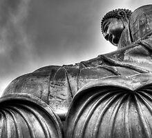 Lantau Buddah by Paul Thompson Photography