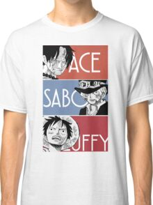 ASL - Ace Sabo Luffy - Brothers  Classic T-Shirt