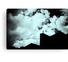 Southbank Sky Art No. 03 Canvas Print