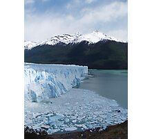 The Perito Moreno Glacier Photographic Print