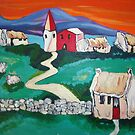 Sheep Village - pretty irish by luckyduck