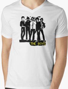 Terminal Love Mens V-Neck T-Shirt