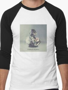 Alina Baraz & Galimatias - Urban Flora Men's Baseball ¾ T-Shirt