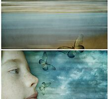 Still Dreaming - Diptych by Sybille Sterk