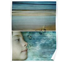 Still Dreaming - Diptych Poster