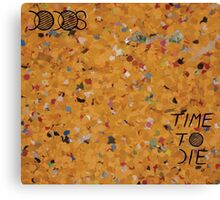 The Dodos - Time To Die Canvas Print