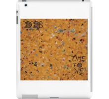 The Dodos - Time To Die iPad Case/Skin