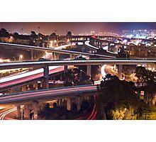 The Arteries of San Francisco Photographic Print