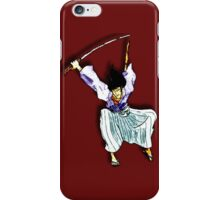 Goemon or The Final Cut iPhone Case/Skin