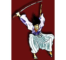 Goemon or The Final Cut Photographic Print