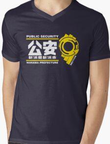 Number Nine Mens V-Neck T-Shirt