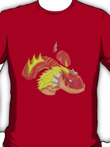 red water dragon  T-Shirt