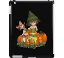 The Witch, The Cat, The Spider  iPad Case/Skin