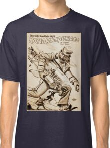 Royal Lilliputians Nothing But Fun vintage show poster Classic T-Shirt