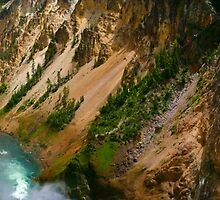 Yellowstone by Skip Hunt