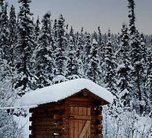 Outhouse by May-Le Ng