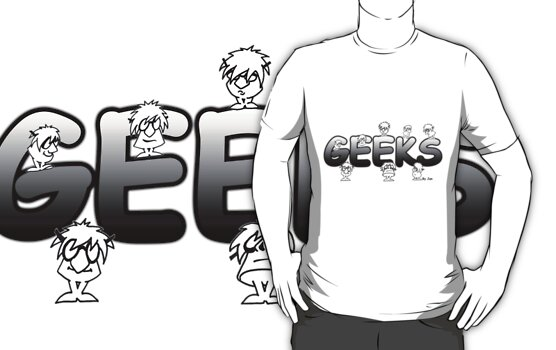 Geeks II by Jan Szymczuk