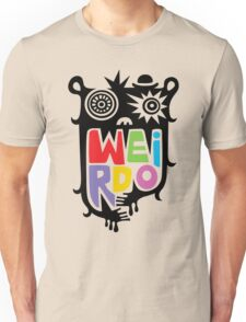 Big Weirdo - beige T-Shirt