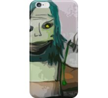 The Undead Alchemist iPhone Case/Skin