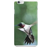 PAINTED HUMMER iPhone Case/Skin