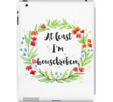 Big Lebowski - Housebroken iPad Case/Skin