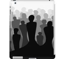 crowd iPad Case/Skin