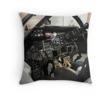 The F-111 Office Throw Pillow