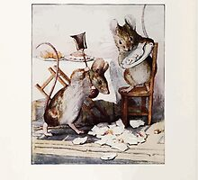The Tale of Two Bad Mice Beatrix Potter 1904 0042 Tom Thumb Lost His Temper by wetdryvac