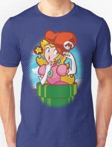 Peachy Unisex T-Shirt
