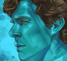 William Sherlock Scott Holmes 2 by WillTPJ
