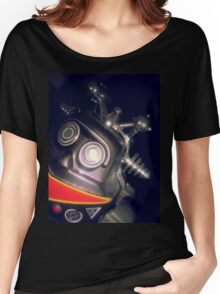 Retro Toy Robot Women's Relaxed Fit T-Shirt