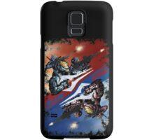 R V B Samsung Galaxy Case/Skin