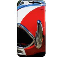Abstract Ford Cobra iPhone Case/Skin