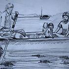 Rowboat by Mandy Kerr