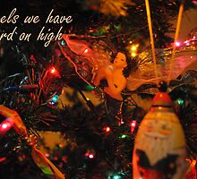 Angels We Have Heard On High by Susan Vinson