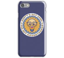 rusty's day camp for boy adventurers iPhone Case/Skin