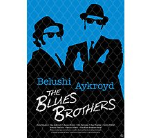 The Blues Brothers - Movie Poster Photographic Print