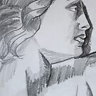 Sketch From a Painting by Mandy Kerr