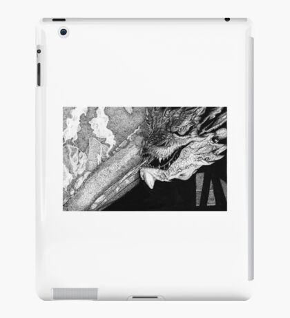 I am King Under the Mountain - by Christian Martinez iPad Case/Skin