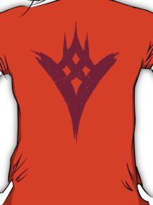 The Taken King - Red/Black T-Shirt