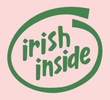 Irish Inside Kids Tee