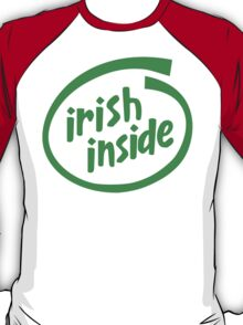 Irish Inside T-Shirt