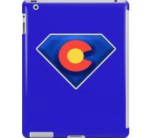 Colorado Superman  iPad Case/Skin