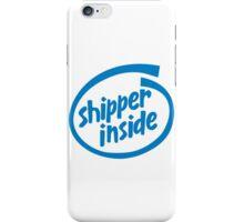 Shipper Inside iPhone Case/Skin