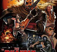 Metal Gear Solid V - Phantom Pain by gedang goreng