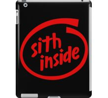 Sith Inside iPad Case/Skin