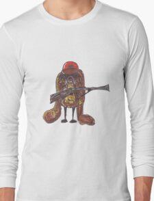 The rabbitish hunter Long Sleeve T-Shirt